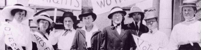 bellingham suffragists