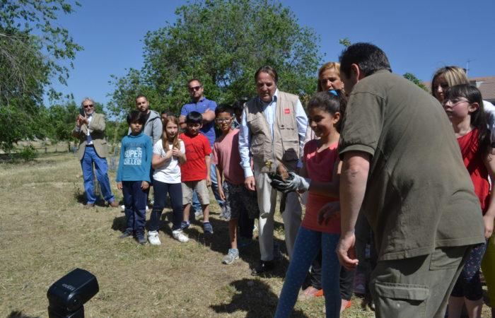1.000 nuevos árboles en Romacalderas y Prado Manzano