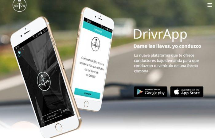 DRIVR ofrece en Madrid su solución ideal de transporte en la final de la Champions