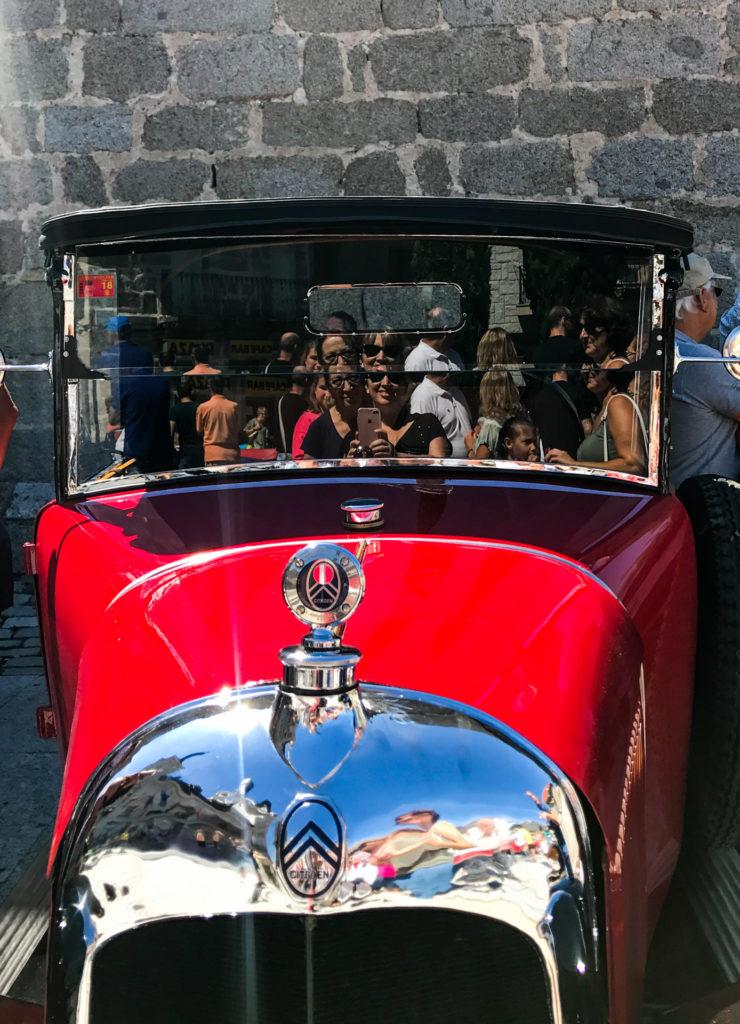 Coches clasicos Festival Stone Alpedrete La Sierra con Estilo-1