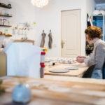 EvasSand emprendedora taller de ceramica Torrelodones La Sierra con Estilo